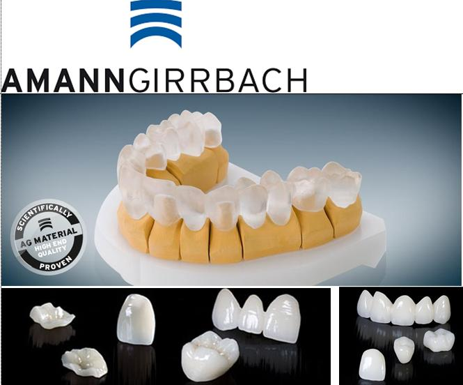 răng sứ Ceramill Zi